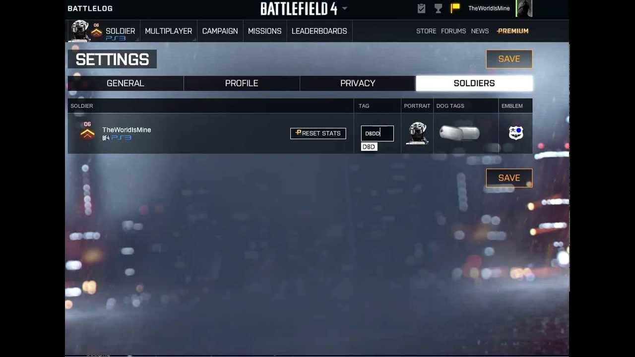 how to add battlelog plugin