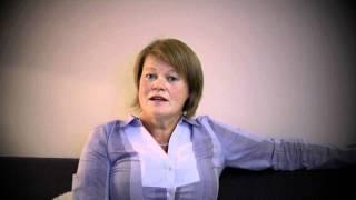 Ulla Andersson - partiledarkandidat Vänsterpartiet