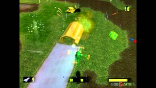 Army Men: Air Attack - Gameplay PSX / PS1 / PS One / HD 720P (Epsxe)
