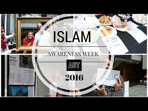 Islam Awareness Week-Auckland University of Technology, 2016