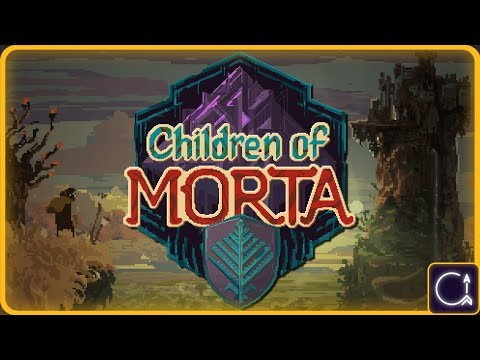 CHILDREN OF MORTA | One Family to Save the World | Full Release Gameplay!