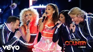 Ariana Grande & Little Big Town Perform