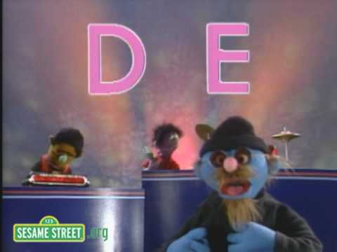 Sesame Street - Rappin