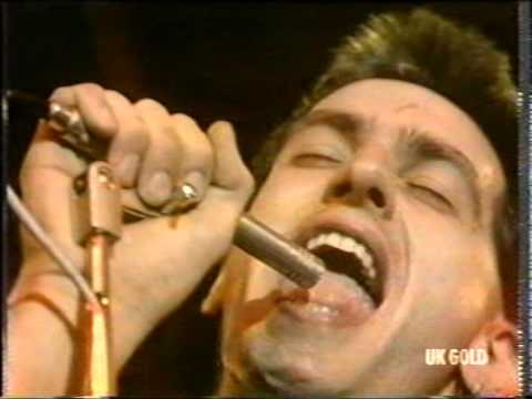 The Ruts - Babylon's Burning