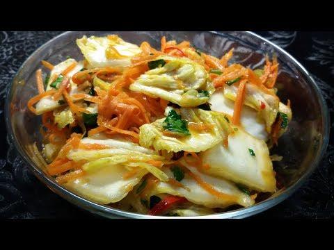 Любимый салат (острая морковка)