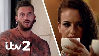 Hulk's Ex Enters The Villa | Love Island 2015 | ITV2