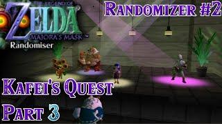 Zelda: Majora's Mask Randomizer 2019   Kafei's Quest - Part 3