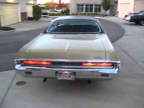 Custom Chrysler 300 >> 1969 Chrysler New Yorker - YouTube