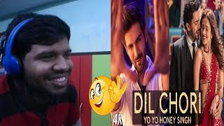 Yo Yo Honey Singh-DIL CHORI (Video)Sunny Singh,Kartik,Nusrat|Sonu Ke Titu Ki Sweety|Reaction