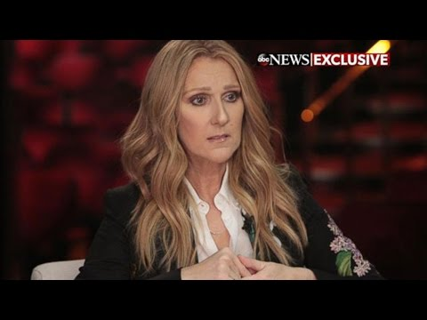 Celine Dion on Late Husband: 'I Live With Him Inside of Me'