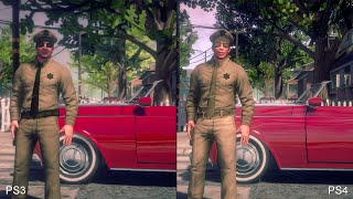 Saints Row 4: PS4 vs PS3 comparison