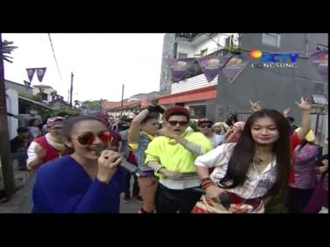 SITI BADRIAH Feat UCHI TJAN [Berondong Tua] Live At Eat Bulaga (12-02-2014) Courtesy SCTV