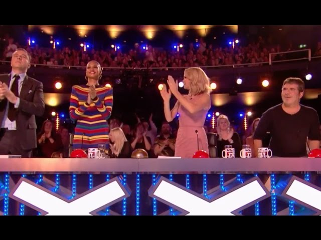 Issy Simpson Blows Judges Away With Her Magic Skills | Week 2 | Britain's Got Talent 2017