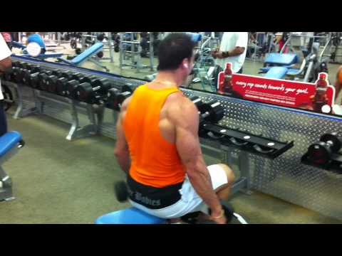Shoulder Workout: Lateral Raises for Big Shoulders Image 1