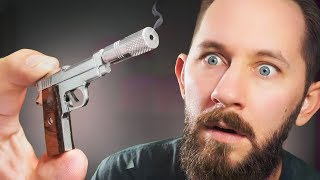 10 of the Tiniest Weapons that Actually Work!