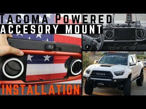 Expedition Essentials TPAM Installation for TOYOTA TACOMA!