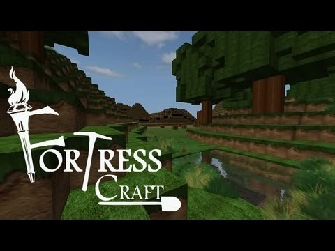 FortressCraft Gameplay