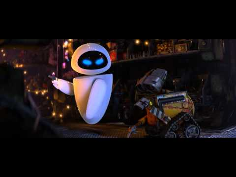 Wall-E - It Only Takes A Moment