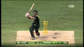 Commonwealth Bank Series 1st Final Australia vs Sri Lanka - Highlights