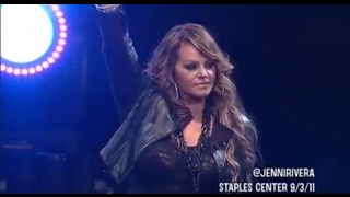 Jenni Rivera - Ovarios (En Vivo Desde Staples Center)