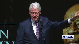 Former President Bill Clinton complete remarks at Rep. Elijah Cummings Funeral Service