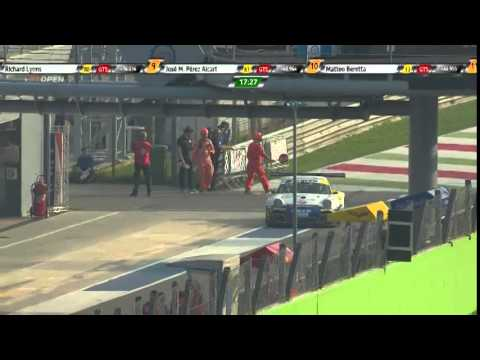 International GTOpen ROUND 7 ITALY - Monza Race 1