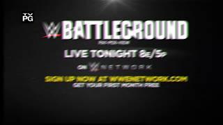 WWE Battleground - The Punjabi Prison Returns | Live Tonight