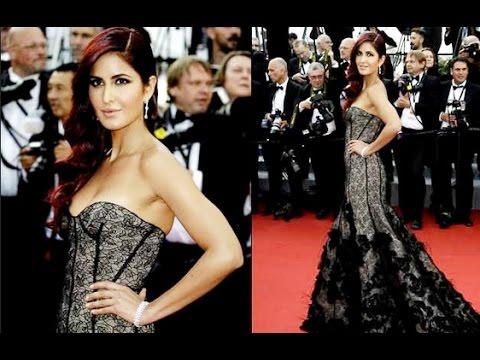 Katrina Kaif Walks The Cannes 2015 Red Carpet