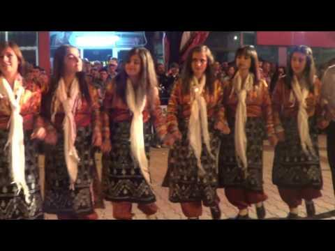 Özlem Büyük Eşliğinde Doğanşehirliler Halay Şov (Doğanşehir 9.elma Ve Kültür Festivali)