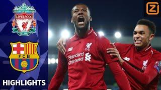ONTKETENDE WIJNALDUM SLOOPT BARCA 💥| Liverpool vs Barca | Champions League 2018/19 | Samenvatting