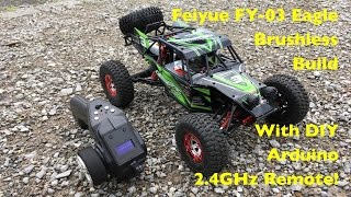 Feiyue FY-03 Eagle: The Fastest RC Buggy With DIY Remote In The World?