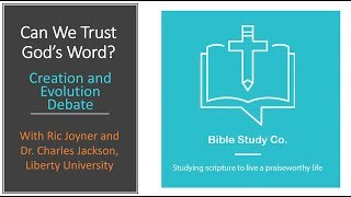 Dr  Jackson can we trust the bible for science?