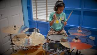 Download Lagu Luis Fonsi ft. Daddy Yankee - Despacito (Drum Cover) Gratis STAFABAND