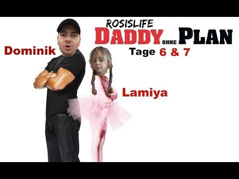 Home Alone Tag 6 & 7   Lamiya und Domi alleine zu Hause   Vlog#869 Rosislife