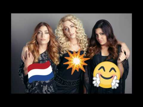 Eurovision 2017 Review: The Netherlands (Lights And Shadows)