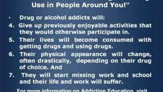 Discover the 22 Crucial Signs of Drug Use in People Around Y