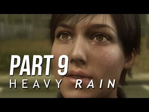 Heavy Rain Walkthrough Part 9 - MADISON SAVES THE DAY