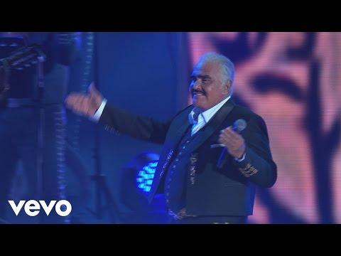 Vicente Fernández - El Rey (En Vivo)[Un Azteca en el Azteca]