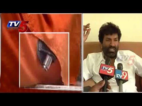 Tamil Actor 'Charan Raj Says Sorry' To Kanipakam Staff & Police : TV5 News