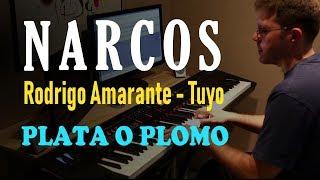 Musique Narcos Theme (Netflix Original Series Soundtrack) // Tuyo - Rodrigo Amarante - Piano Cover
