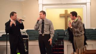 The Whisnants sing On the Road to Emmaus
