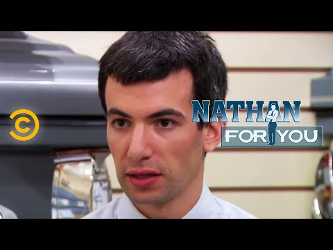 Nathan For You: Funeral Home Pt. 1
