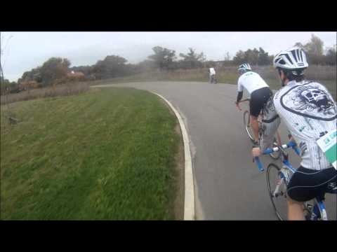 My morning ride with Mark Cavendish