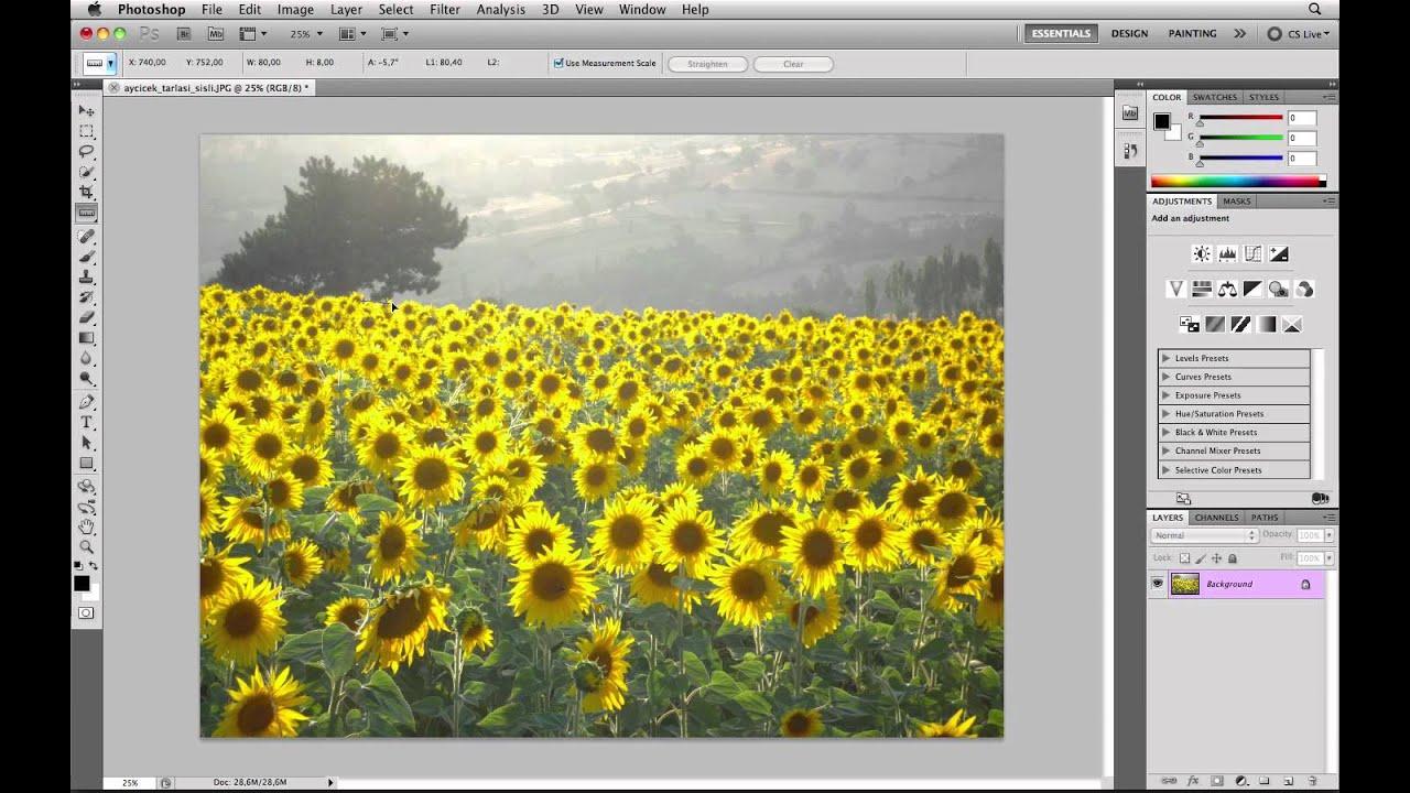 Ampliar foto no photoshop cs5 42