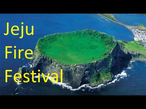 Update and 2016 Jeju Fire Festival