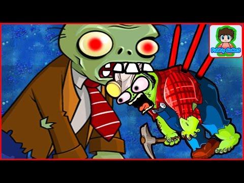 Игра Растения против зомби от Фаника Plants vs zombies 24