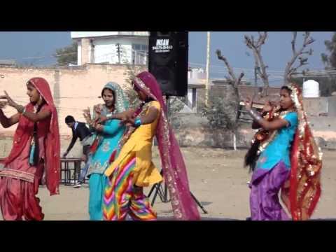 Mera No Dandi Ka Ghs Mirjapur Sirsa 26 Jan 2014 video