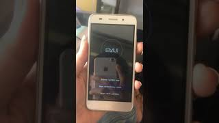 Huawei Y3 2018 Hard reset to Remove Pattern Lock, Pin Code & FRP done100%