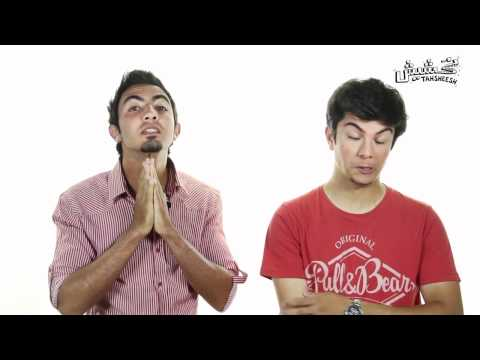 N2O Comedy: مهند حداد و عادل السائح في المدرسة