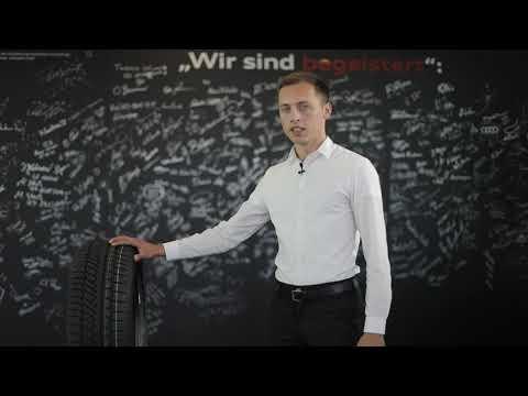 Winterreifen im Test mit Marco Stanek - Audi Zentrum Kassel